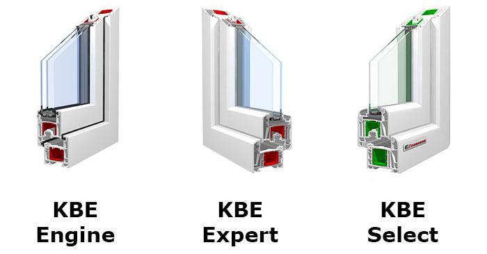 Продукция KBE
