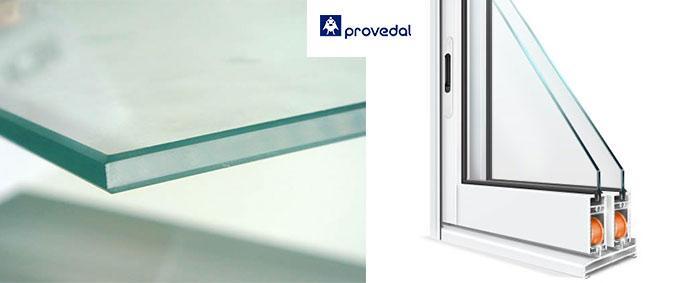 Provedal может использовать стекло в 4 мм
