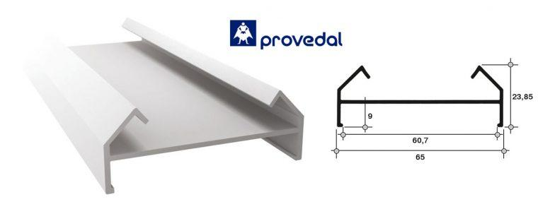 Размеры профиля Provedal