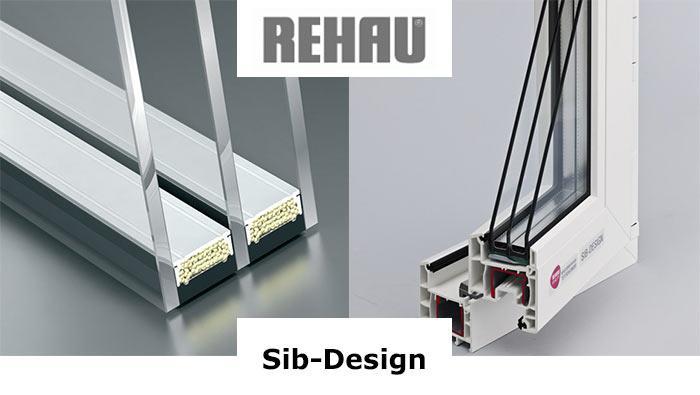 Модели Rehau Sib-Design